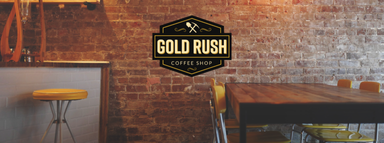 Gold Rush Coffee Shop, a student run business at Tilton School. Coming soon!