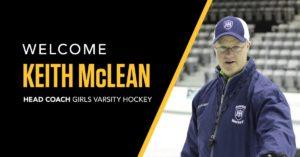 Introducing Keith McLean, Tilton School Girls Varsity Hockey Coach